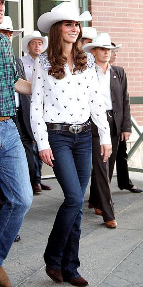 RODEO ROMANCE  photo | Kate Middleton
