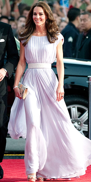 PURPLE REIGN photo | Kate Middleton