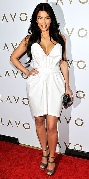 FROCK STAR photo | Kim Kardashian