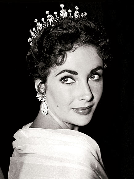 MIKE TODD TIARA photo | Elizabeth Taylor
