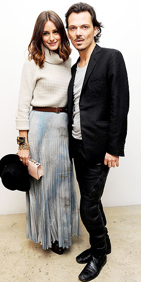 OLIVIA PALERMO & MATTHEW WILLIAMSON photo | Olivia Palermo