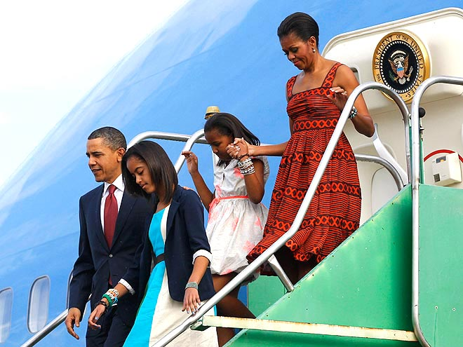 PLANE TO SEE photo | Michelle Obama