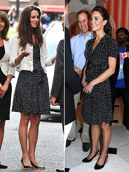 ISSA DRESS  photo | Kate Middleton