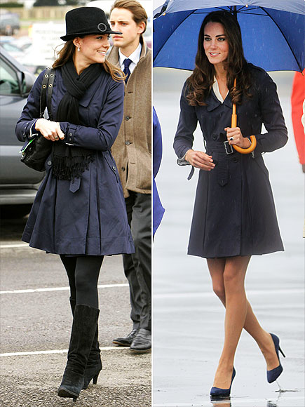TED BAKER LONDON TRENCH