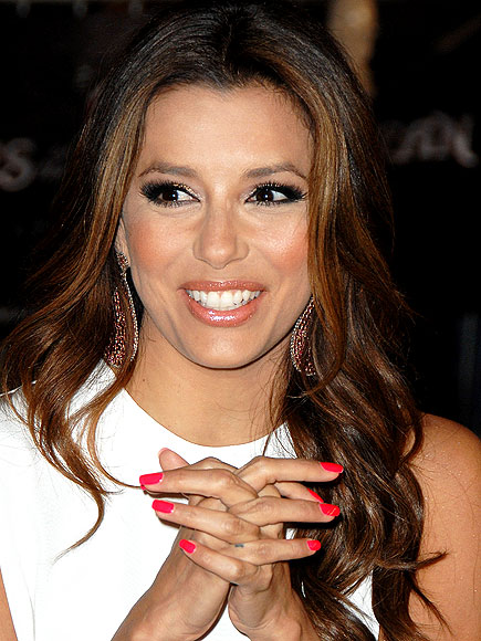 NEON RED photo | Eva Longoria