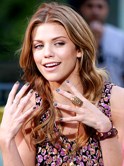 CEMENT photo | AnnaLynne McCord