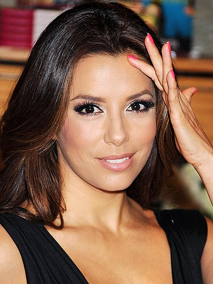 LONG AND BRIGHT photo | Eva Longoria