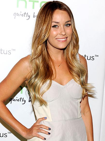 OMBRÉ photo | Lauren Conrad
