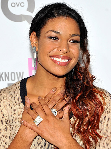 HIGH-SHINE NUDE photo | Jordin Sparks