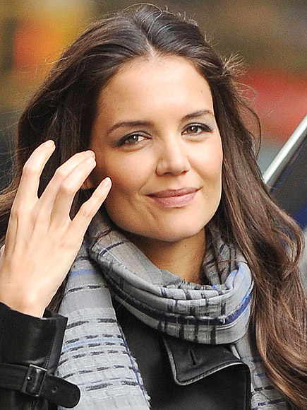 CLEAR photo | Katie Holmes