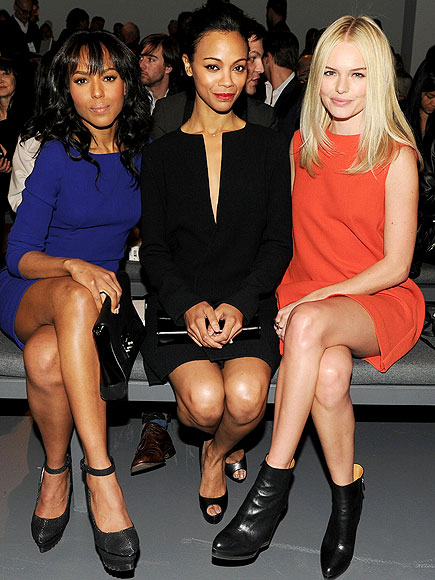 KERRY, ZOE & KATE