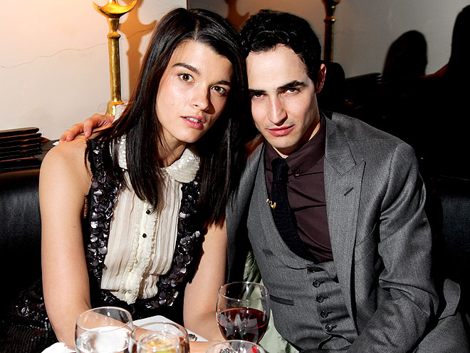 CRYSTAL RENN & ZAC POSEN photo | Zac Posen