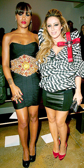 EVE & AUBREY O'DAY photo | Eve
