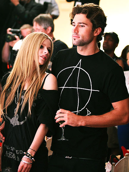 AVRIL LAVIGNE & BRODY JENNER photo | Avril Lavigne, Brody Jenner
