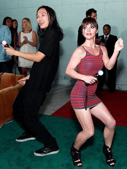 ALEXANDER WANG & CHRISTINA RICCI photo | Alexander Wang, Christina Ricci