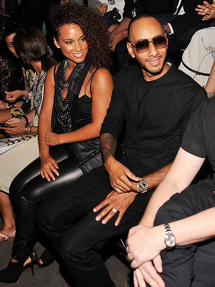 ALICIA KEYS & SWIZZ BEATZ photo | Alicia Keys, Swizz Beatz