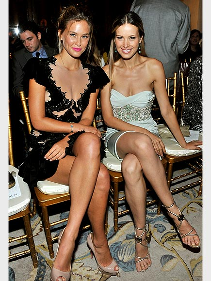 BAR REFAELI & PETRA NEMCOVA photo | Bar Refaeli, Petra Nemcova