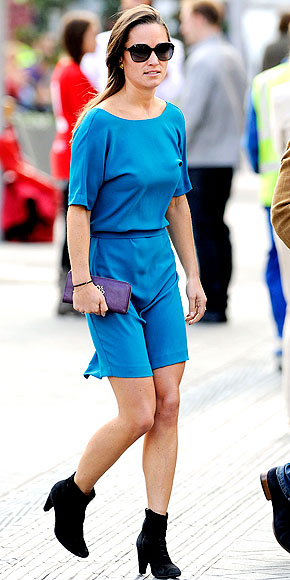 TANGLED UP IN BLUE photo | Pippa Middleton