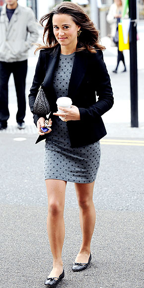 BLAZING A TRAIL photo | Pippa Middleton