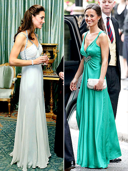 JUST FLOW WITH IT photo | Kate Middleton, Pippa Middleton