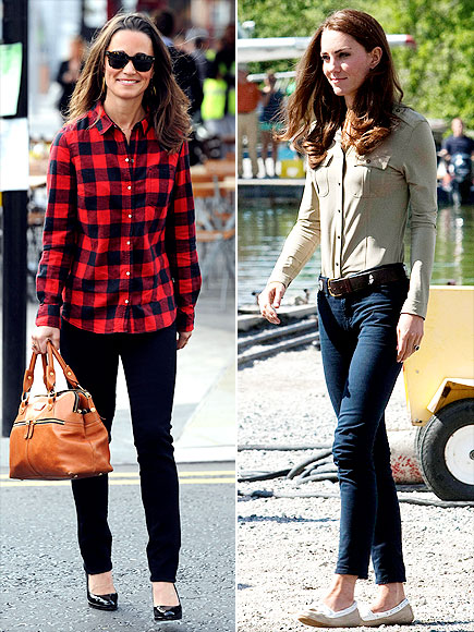 BUTTON IT photo | Kate Middleton, Pippa Middleton