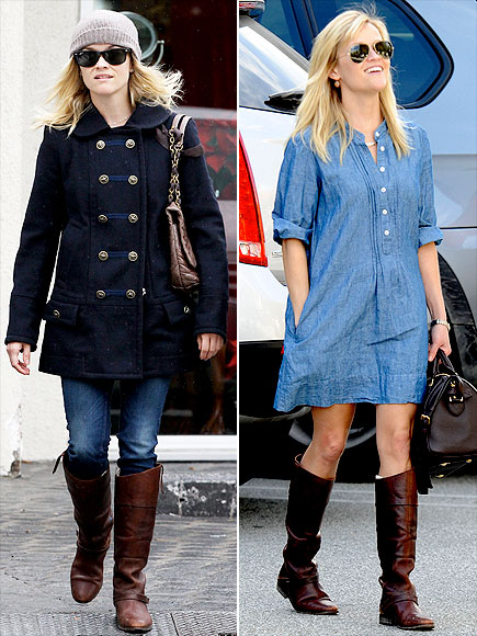 REESE WITHERSPOON'S BOOTS photo | Reese Witherspoon