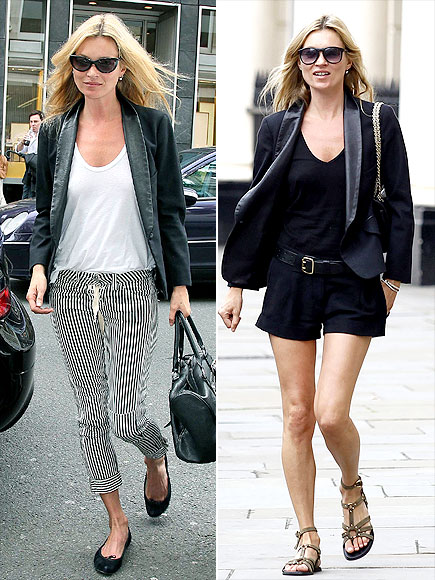 KATE MOSS&#39;S BLAZER photo | Kate Moss