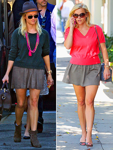 REESE WITHERSPOON'S SKIRT photo | Reese Witherspoon