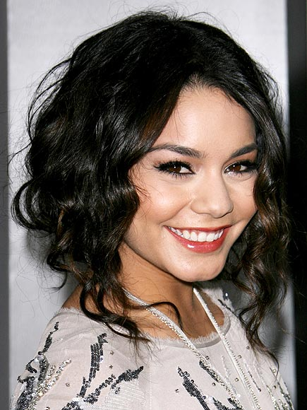 UNDONE UPDO photo | Vanessa Hudgens