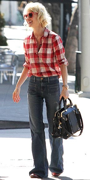 RETRO DENIM photo | January Jones