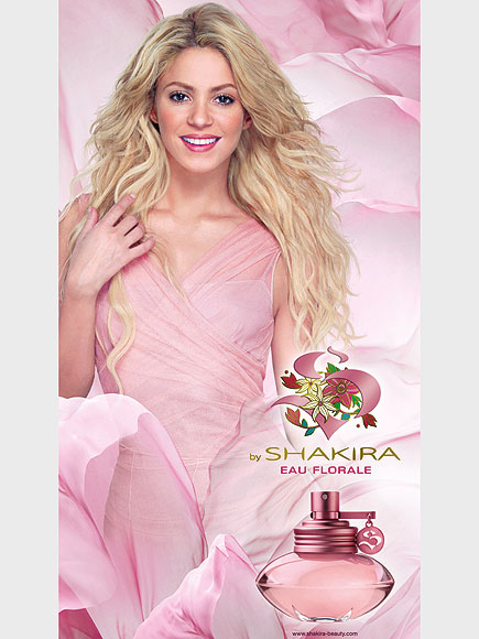 SHAKIRA: S BY SHAKIRA EAU FLORALE photo | Shakira
