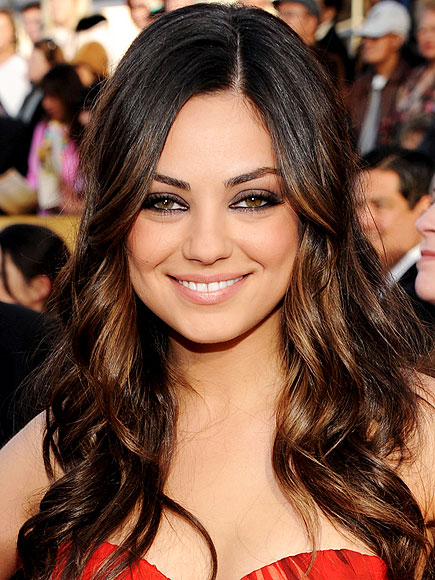 MAKEUP MAVEN photo | Mila Kunis
