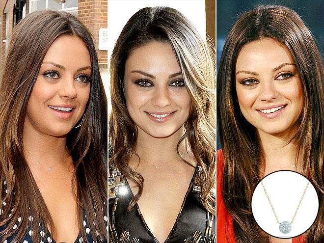 STYLISH SPARKLER photo | Mila Kunis