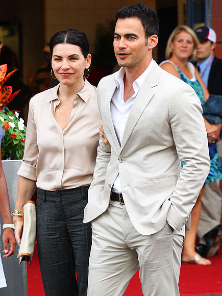 JULIANNA MARGULIES & KEITH LIEBERTHAL photo | Julianna Margulies