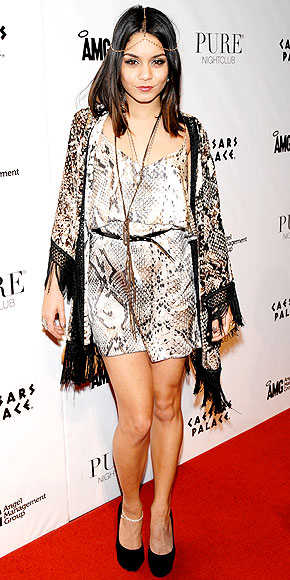 BOHO FLAPPER  photo | Vanessa Hudgens