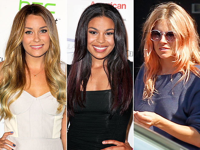 COLORFUL TIPS photo | Jordin Sparks, Lauren Conrad, Sienna Miller