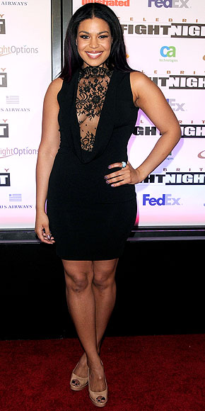 JORDIN SPARKS GETS HER GROOVE ON photo | Jordin Sparks