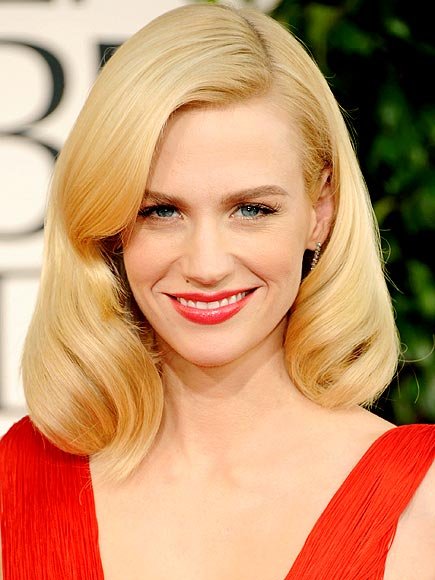 JANUARY JONES'S HAIR photo | January Jones