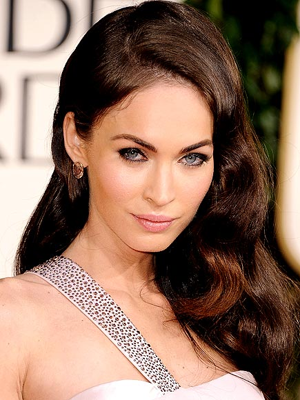 MEGAN FOX'S MAKEUP photo | Megan Fox