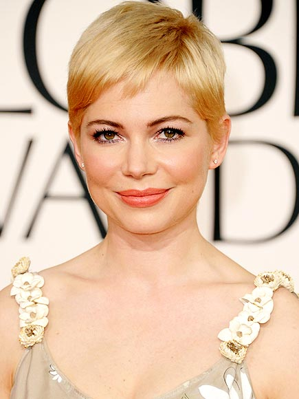 MICHELLE WILLIAMS'S MAKEUP photo | Michelle Williams