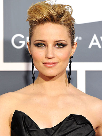 DIANNA AGRON&#39;S HAIR photo | Dianna Agron