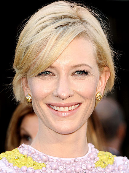 CATE BLANCHETT'S MAKEUP photo | Cate Blanchett