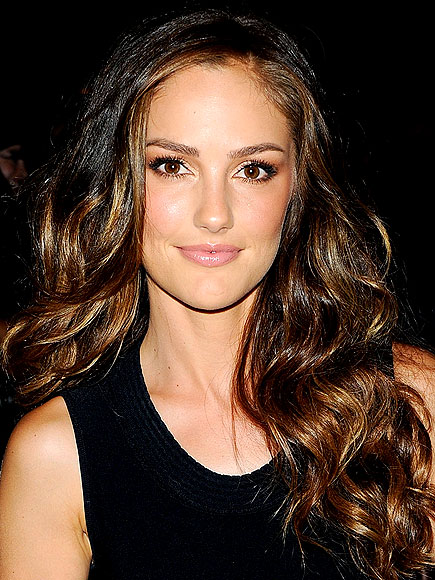 MINKA KELLY'S MAKEUP photo | Minka Kelly