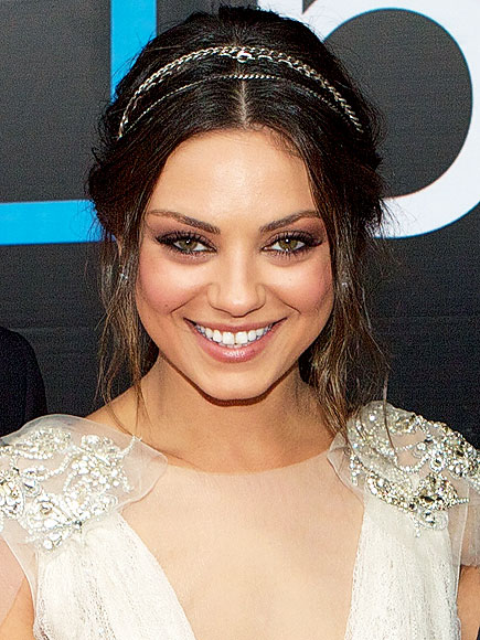MILA KUNIS&#39;S HAIR photo | Mila Kunis