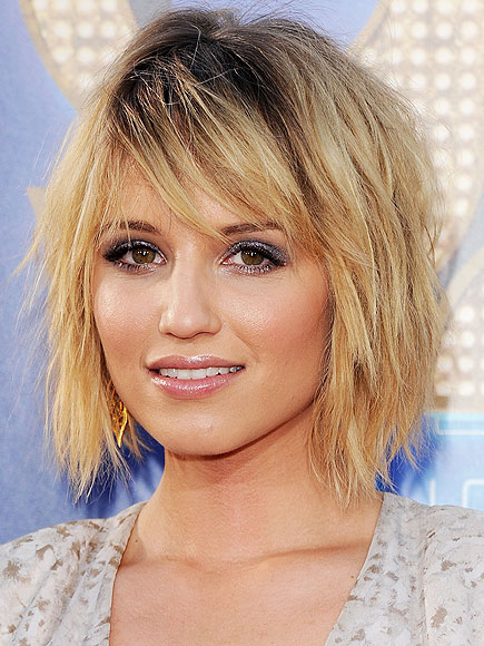 DIANNA AGRON'S HAIR photo | Dianna Agron