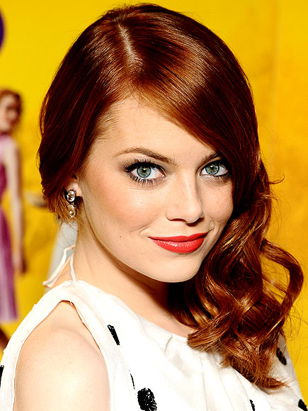EMMA STONE&#39;S MAKEUP photo | Emma Stone