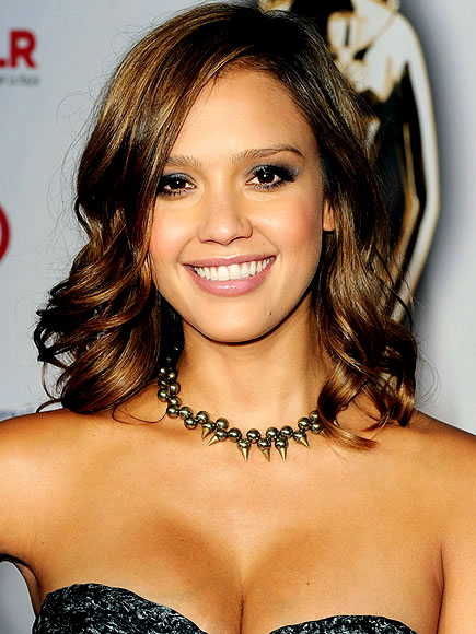 JESSICA ALBA&#39;S MAKEUP  photo | Jessica Alba
