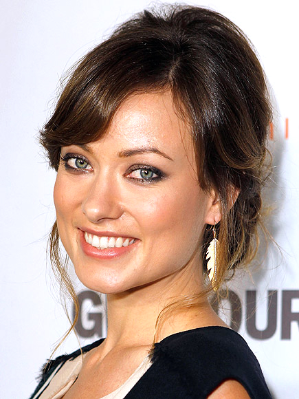 OLIVIA WILDE'S HAIR photo | Olivia Wilde