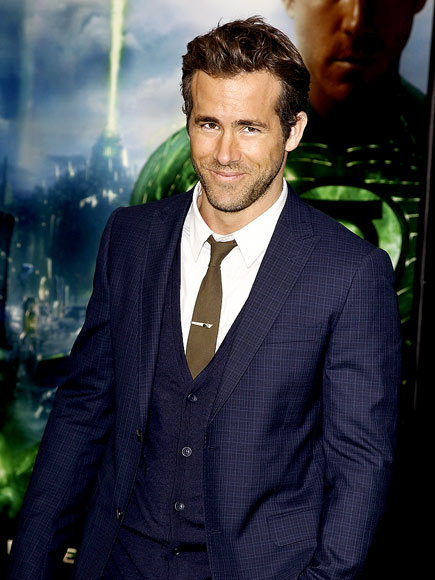 THE FUNNY GUY photo | Ryan Reynolds