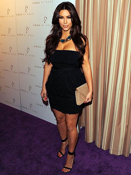 THE GLAMAZON photo | Kim Kardashian